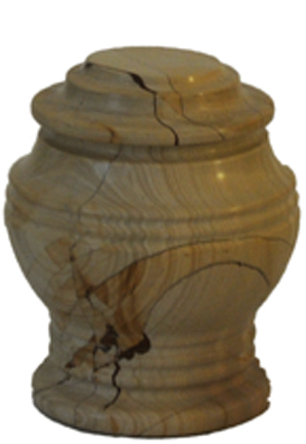 102 - Medium - TW - Marble Urn<br>Velvet Box